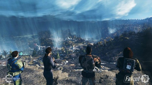'Fallout 76' Endgame Revealed: Get Ready For Eternal Nuclear War