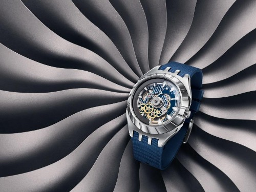 Swatch Flymagic: The Magic Is Inside, Though You May Also Love The Way This Watch Looks