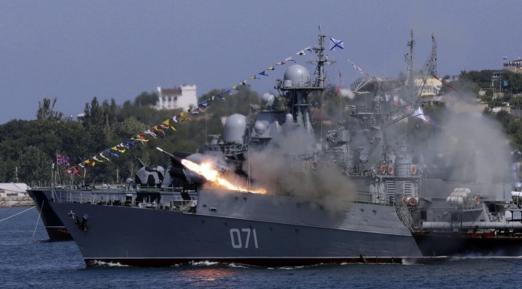 The Flashpoint No One Is Talking About: The Black Sea