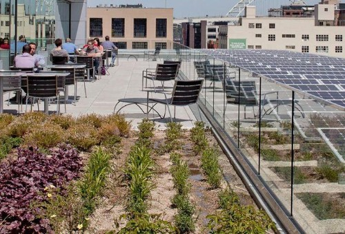 When Buildings Go Green, Property Owners Find Increased Value