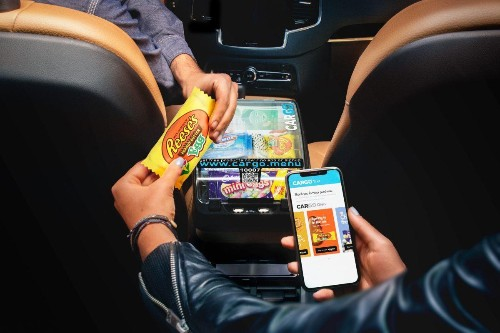 Uber Gone Wonka? It's Not A Golden Ticket, But Some Cars Have Random Candy Prizes This Easter