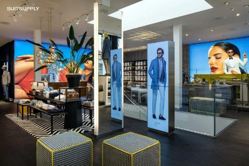 Suitsupply Confidently Lands in San Francisco