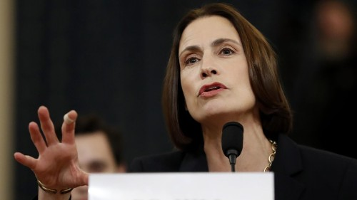 How Fiona Hill's Impeachment Hearing Testimony Is A Master Class In Negotiation