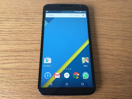 Nexus 6 Review: Google Goes iPhone 6 Plus Hunting