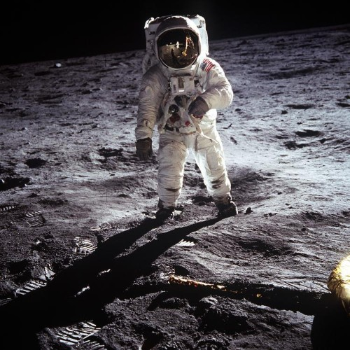 Neil Armstrong And Buzz Aldrin: The First Great Geologists On The Moon