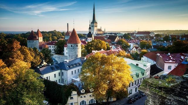 Estonia Offers Virtual Government E-Residency To Anyone