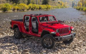 The New Jeep Gladiator Pickup: Open-Air Driving Doesn't Get Much More Open-Air