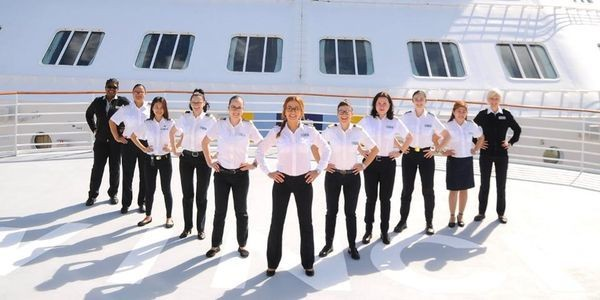 This Cruise Line Is Making History: The First Women-Led Cruise