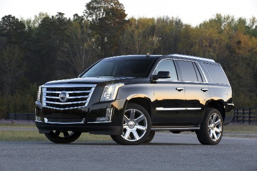 With Hot Escalade, Cadillac Loves To Leave Well Enough Alone