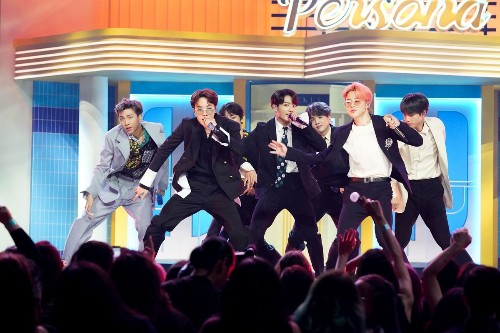 BTS Is The World's Highest-Paid Boy Band And K-Pop Act