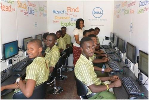 No Grid? No Problem For Dell's Solar-Powered Classroom