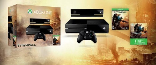 Microsoft Unveils $500 'Titanfall' Xbox One Bundle