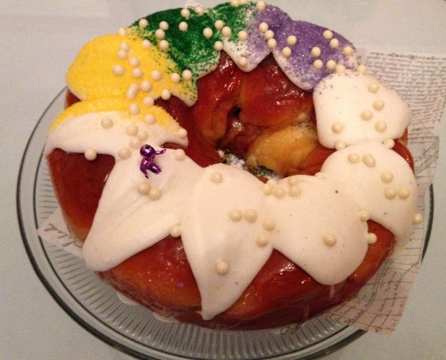 Sweet, Savory And Spicy: It's King Cake Season In New Orleans