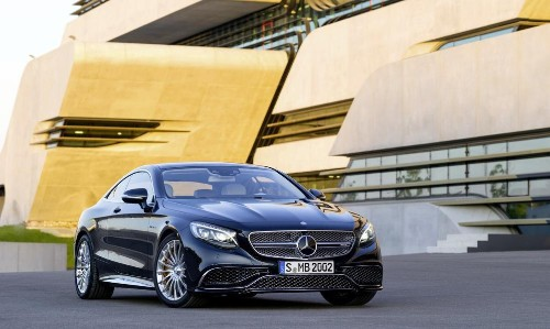 How Mercedes Made The Quietest Interior In The World On The 2015 S-Class Coupe