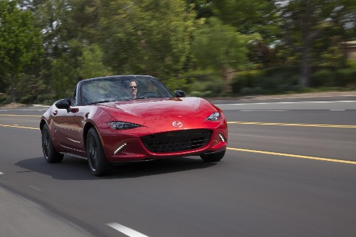 2016 Mazda MX-5 Miata Test Drive and Review: A Fourth Generation Grand Slam
