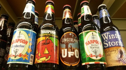 Pumpkin Beer Sales Go Flat, With Leftovers Lingering On Shelves Through Winter