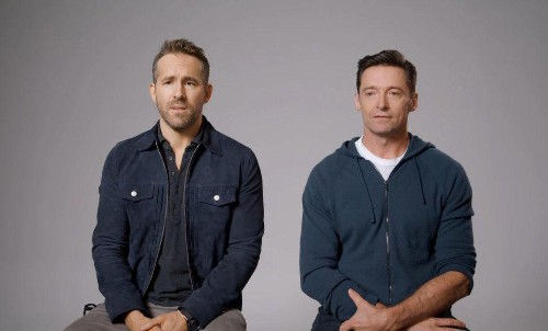 Ryan Reynolds And Hugh Jackman Truce Ends With Hilarious Aviation Gin Ad