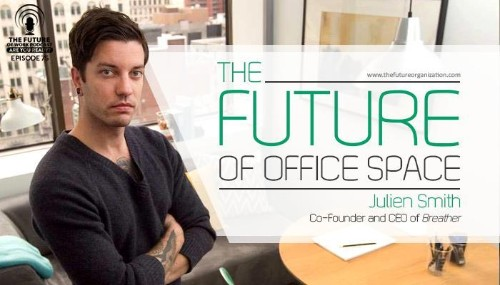 The CEO Of Breather On The Future Of Office Space