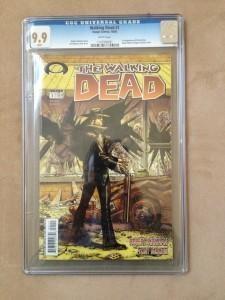 'Walking Dead' #1 Comic Book Sells for $10,000 on Ebay