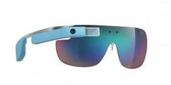 Google Glass Still Trying To Look Cool
