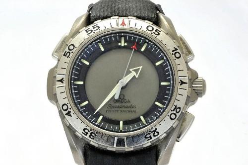 Cosmonaut Nikolai Budarin's Omega On Auction Block