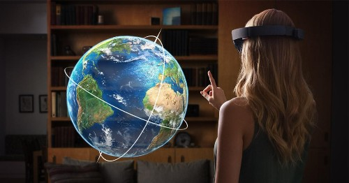 Could Microsoft's HoloLens Be The Real Deal?