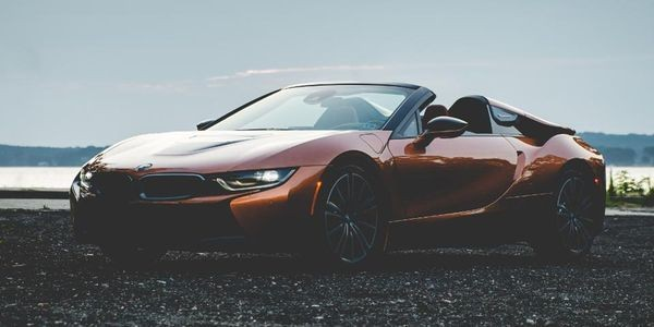 The BMW i8 Roadster Is Our Drop-Top DeLorean Dream Come True