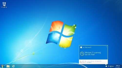 Microsoft Forces Windows 10 Onto Windows 7 And Windows 8