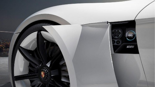 At 62 Miles In 4 Minutes, Porsche's Taycan Will Set The New Supercharging Standard