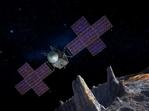 NASA Will Reach Unique Metal Asteroid Worth $10,000 Quadrillion Four Years Early