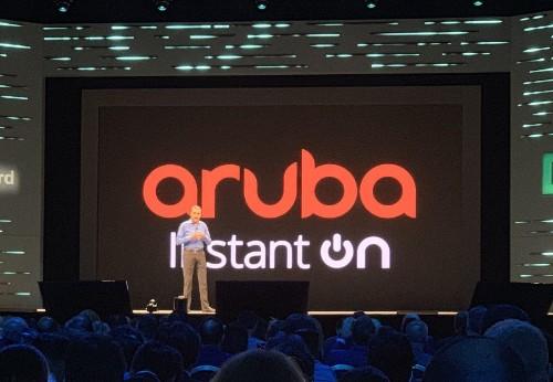 Aruba Shines At HPE Discover 2019