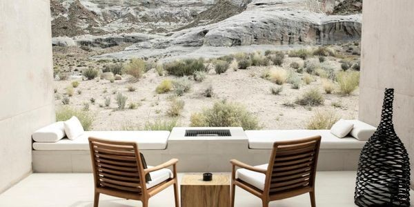 The Amangiri And Amangani Resorts Set Amidst The Wilderness Combine Good Design, Luxury And Wellness