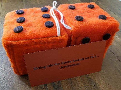 Could These Furry Dice Mean A 'Crash Team Racing' PS4 And Xbox One Remake Is On The Way?
