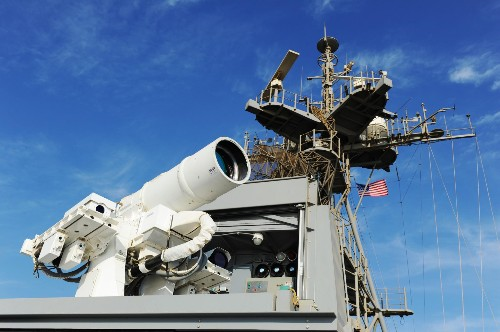 U.S. Navy Wants Mobile Microgrids. Meet The Energy Magazine.