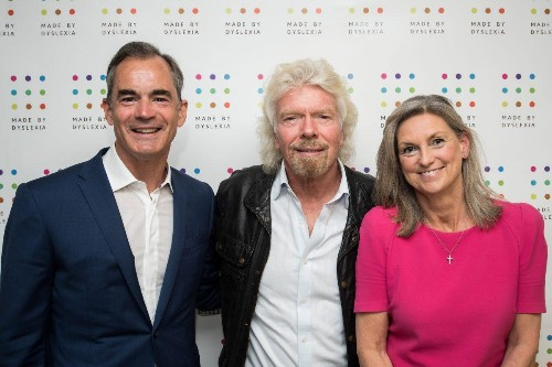 "Richard Branson Interview: ""How Dyslexia Made Me"""
