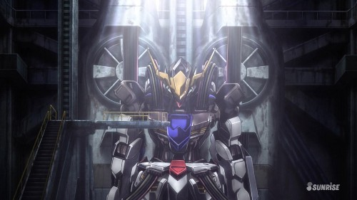 'Gundam Iron-Blooded Orphans' Opens Brilliantly With Its First Episode 'Iron And Blood'