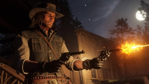 'Red Dead Redemption 2' Has GTA's Same Combat Problem, But Worse