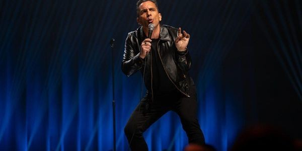 Sebastian Maniscalco's Pure Comedic Grind To The Top