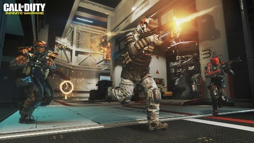 The 'Call of Duty: Infinite Warfare' Beta Is Struggling With Server Issues