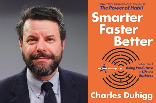Charles Duhigg: How To Become More Productive In The Workplace