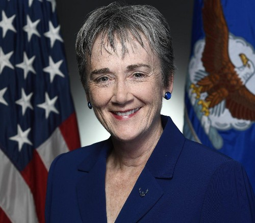 Heather Wilson Was Uniquely Qualified To Be Air Force Secretary. So Why Is She Leaving?