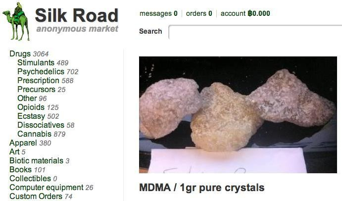 New Silk Road Drug Market Backed Up To '500 Locations In 17 Countries' To Resist Another Takedown