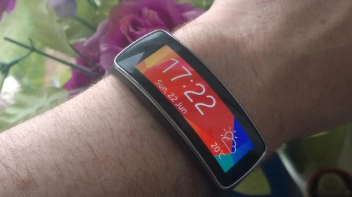 Samsung Gear Fit Review: A Combined Fitness Band And Stylish Smartwatch For Your Galaxy Smartphones