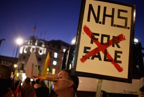 UK Government Hands NHS Data To Amazon For Free