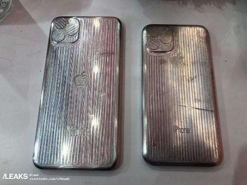 iPhone Molds Reinforce Apple's Shocking New Design