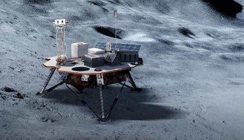 NASA Picks Three Companies For The First U.S. Moon Landings Since 1972
