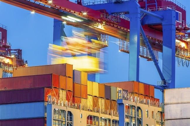 Supply Chain Mangement - Magazine cover
