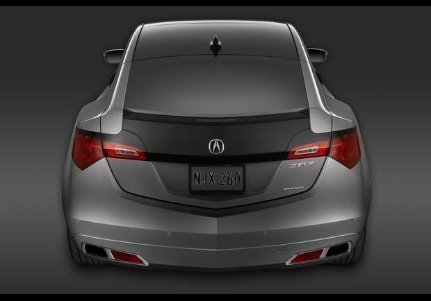 1. Acura ZDX