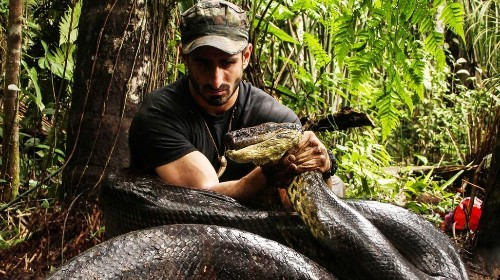 Why It Doesn't Matter That Paul Rosolie Wasn't Eaten By An Anaconda on 'Eaten Alive'