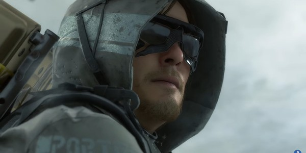 Hideo Kojima's 'Death Stranding' Is 'A Game About Walking'
